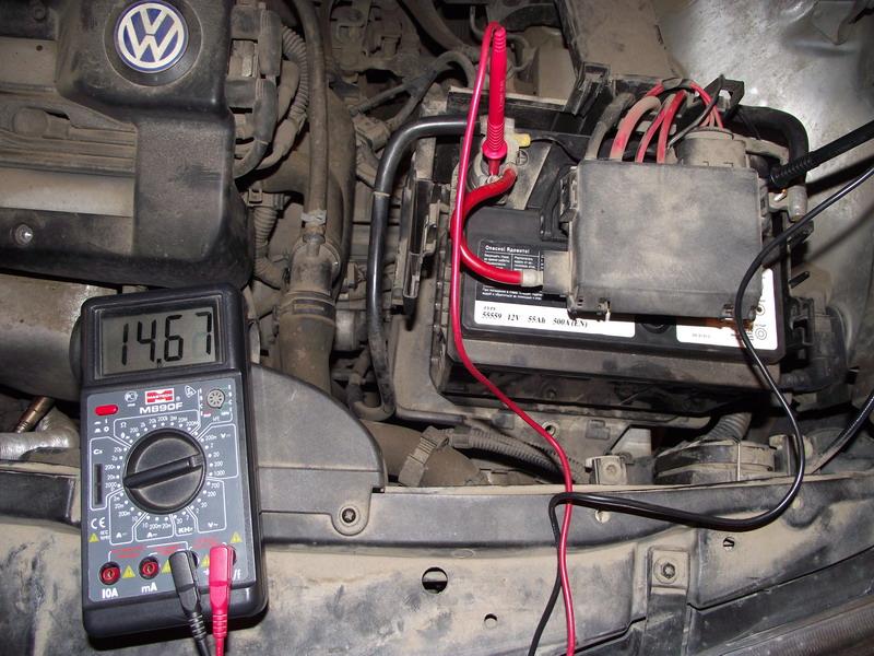 Не кипит одна банка аккумулятора - Volkswagen Golf Club - Фольксваген Гольф Форум