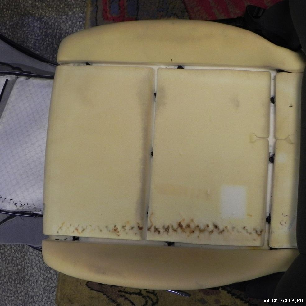 Ремонт подогрева сидений своими руками kia