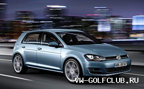 volkswagen golf клуб